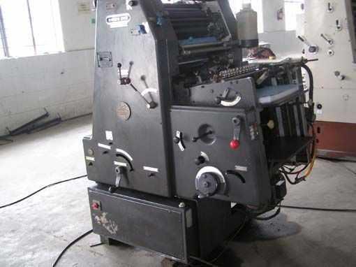 海德堡GTO46印刷机
