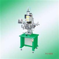 TH-100S气动曲面胶辊式转印机