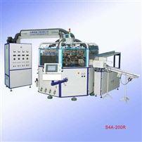 S4A-200R全自动塑料软管四色丝印机