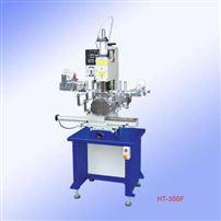 气动胶辊式平面热转印机