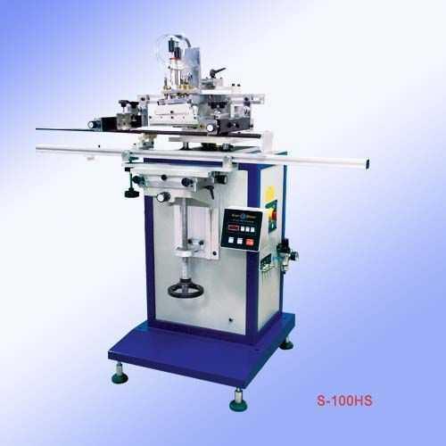恒晖专业生产S-100HS高尔夫球杆丝印机