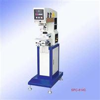 SPC-814C气动单色油盅移印机