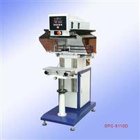 SPC-8110D气动单色油盅移印机