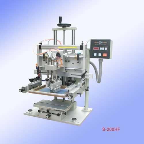 S-200HFC-气动小平面丝印机