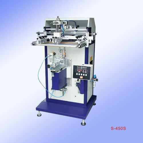 S-450S-气动曲面丝印机厂家