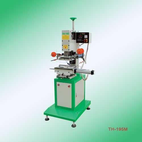 TH-195M-气动平面/气动曲面烫金机