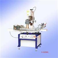 H-500ML气动胶辊式平面热转印机/曲面热转印机