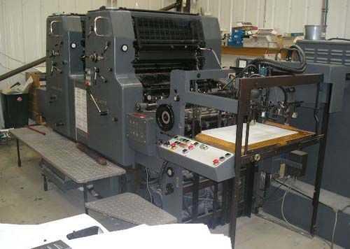 光华650印刷机电路图