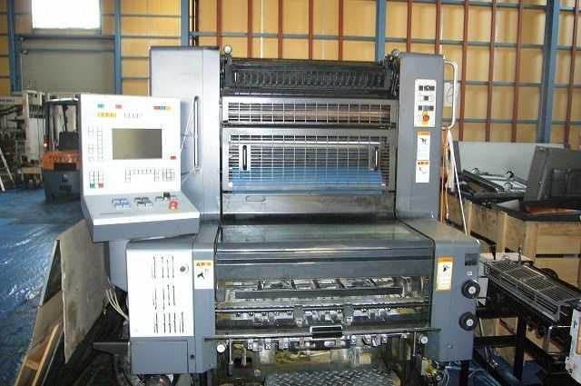 1997海德堡SM74-2P