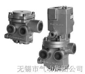 (K25JD-15W)二位五通截止式电磁换向阀
