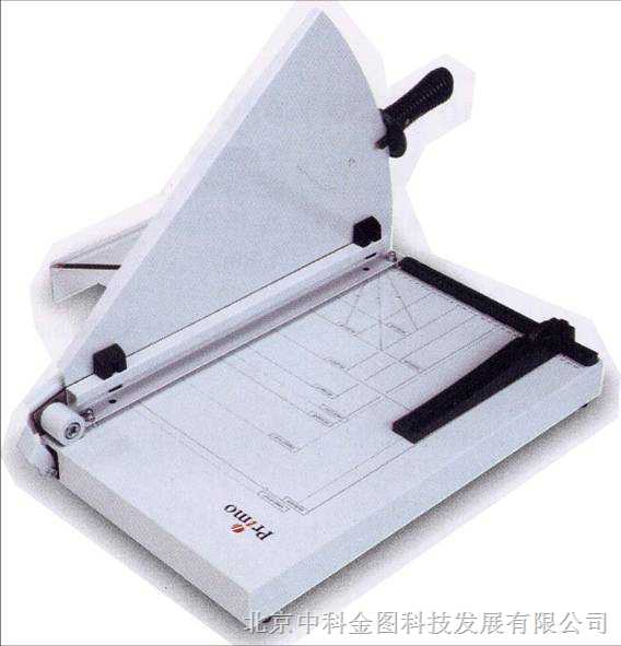 Primo 36CAS/46CAS-海斯曼侧压式修边刀手动裁切切纸机
