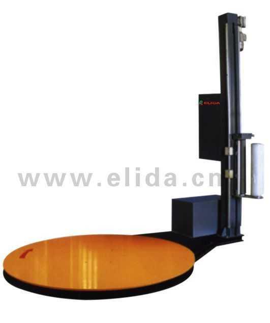 简易型自动托盘缠绕包装机/热收缩包装机、封口机、自动封箱机、气动钉箱机、贴体包装