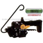 P355型气动PET带打包机/电腐蚀标记机、折纸机、钢带剪刀、自动化流水线、输送机、皮带生