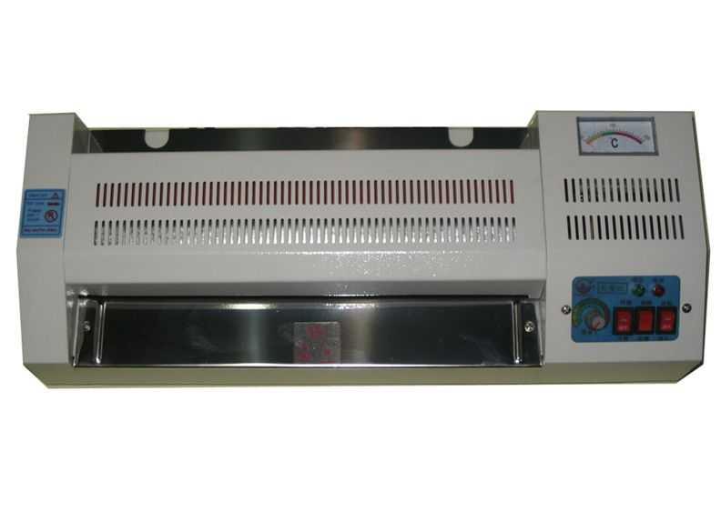 sg-320电子塑封机 (不锈钢)