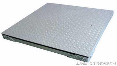 批发上海1吨小地磅,2吨电子地称3吨磅称