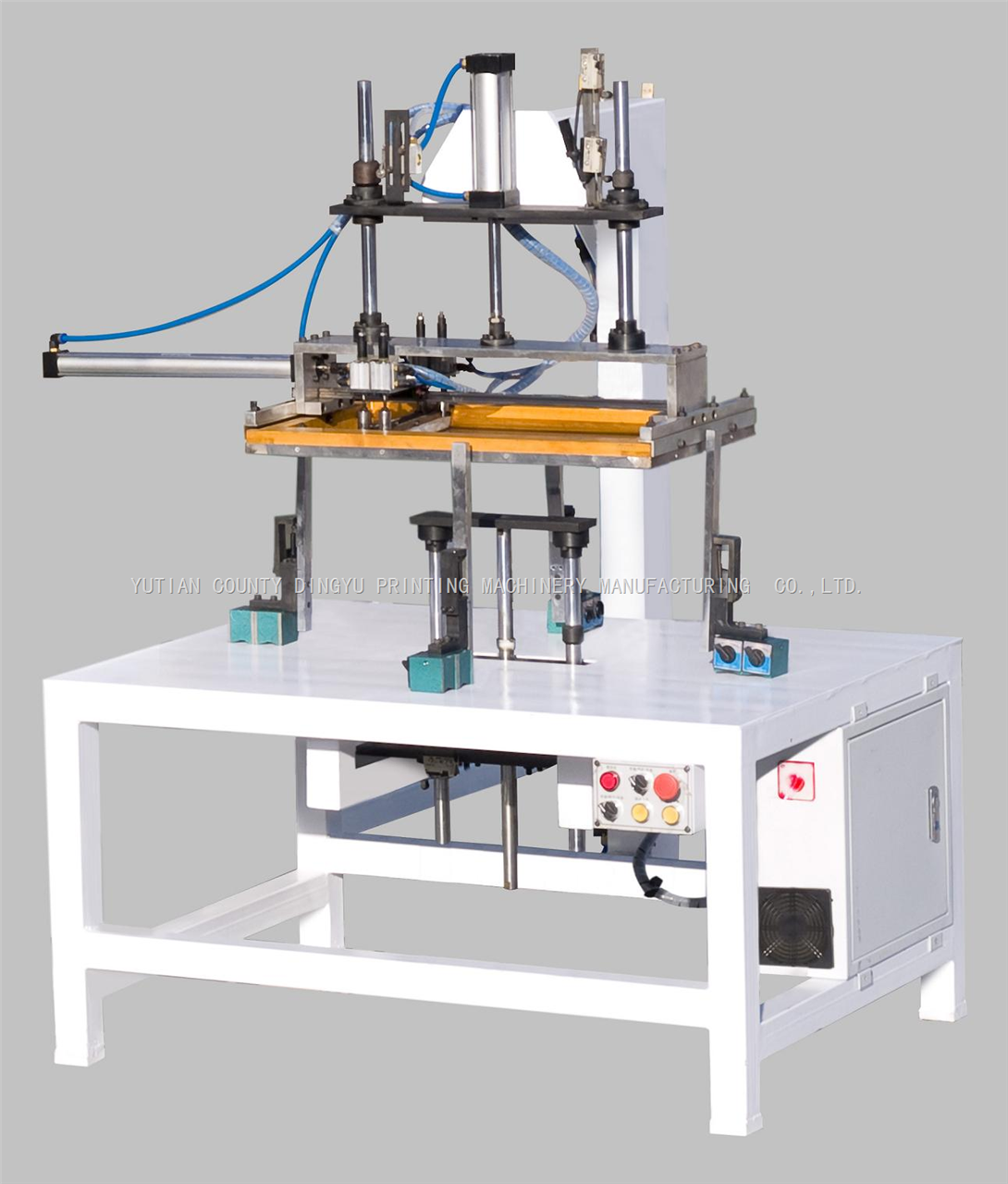 BTC1200 Semi-Automatic Window Patching Machine