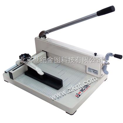 供应金图手动切纸机MC-320 裁切刀 切纸刀