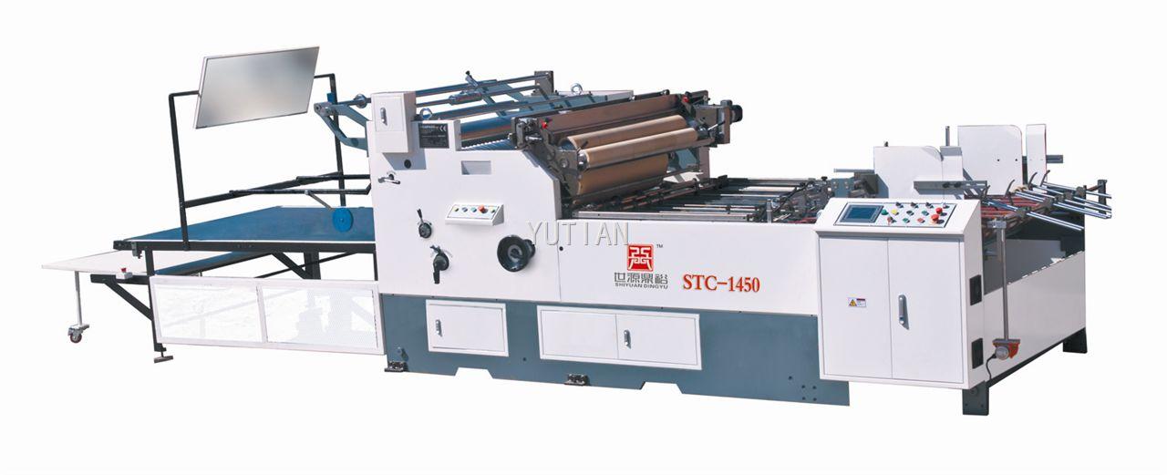 STC1450 Automatic Window Patching Machine