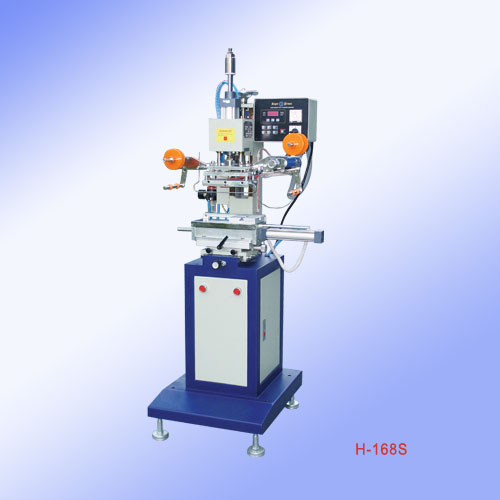 H-168S气动平面/曲面烫金机