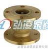 H41X/W全铜消声止回阀