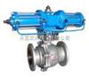 Q641F/H-40P-DN200气动球阀