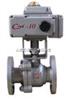 Q947F/H-16C-DN100电动球阀