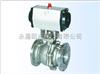 Q641F/H/Y-16P-DN150气动不锈钢球阀