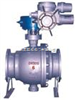 Q947H/Y-6C-DN300电动卸灰固定球阀
