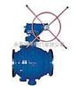 Q347M/H/Y-16C-DN350蜗轮喷煤粉球阀